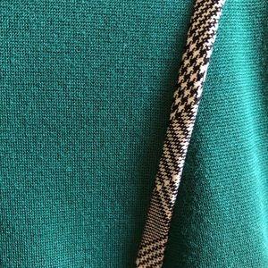 Eloquii Dresses - Flare Sleeve A-Line Dress, Green